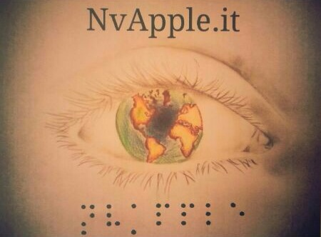 NvApple, iPhone e Mac per non vedenti