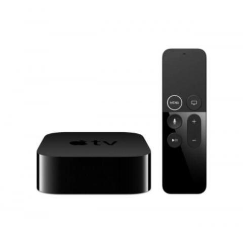 foto di un'Apple Tv