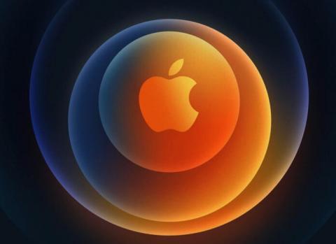 Logo Evento Apple 13 ottobre