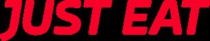 logo rosso di Just Eat
