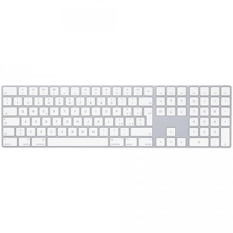 Immagine della Magic Keyboard con tastierino
