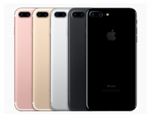 immagine d iPhone 7 plus black