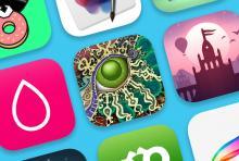 logo del'apstore con le migliori app del 2019