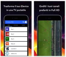 Immagine dell'app TV Italia pro