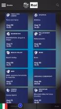 Istantanea app Rio2016, completamente inaccessibile con voiceover