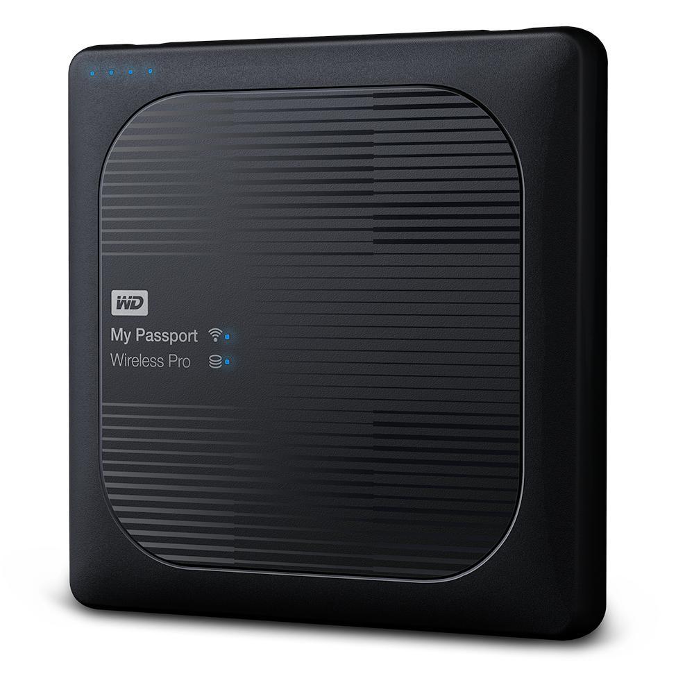 foto di WD Wireless pro